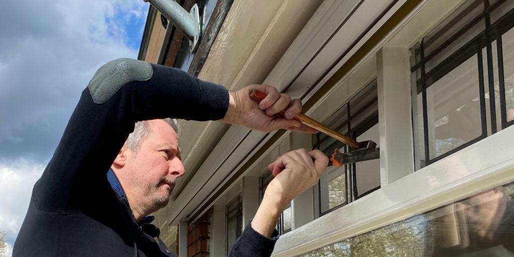 GlasParade   Glas in lood reparatie op locatie